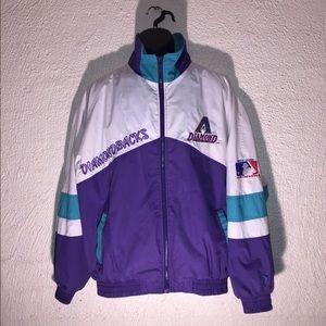 Vintage 90s Arizona Diamondback Windbreaker